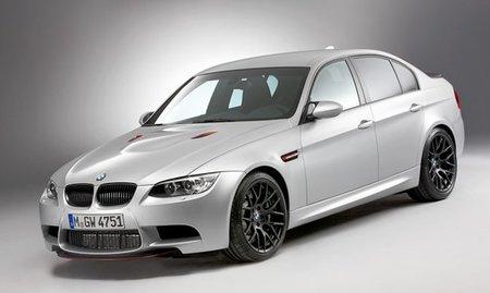 BMW M3 CRT (edición limitada al carbono)