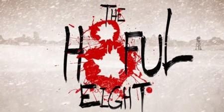 'The Hateful Eight' de Tarantino ya tiene teaser tráiler, la imagen de la semana