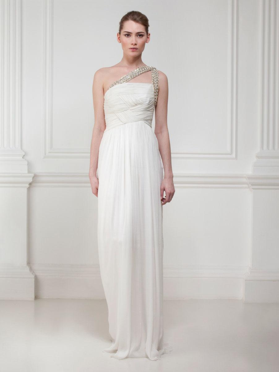 Foto de Primera 'Bridal Collection' de Matthew Williamson (I): los vestidos de novia. Bodas de lujo (11/12)