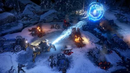 Aquí tienes 40 minutazos de gameplay de Wasteland 3 y su rolazo postapocalíptico