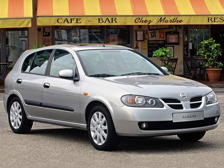 Nissan Pulsar/Almera N16 (2000-2006)