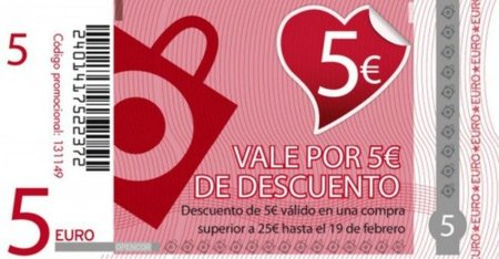 Opencor te regala 5 euros de descuento por San Valentín