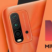 MIUI 12.5 sigue con su despliegue oficial y llega a un nuevo teléfono de gama media de Xiaomi de este mismo año