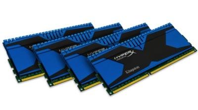 Kingston HyperX Predator añaden una nueva salsa a su catálogo de memorias RAM
