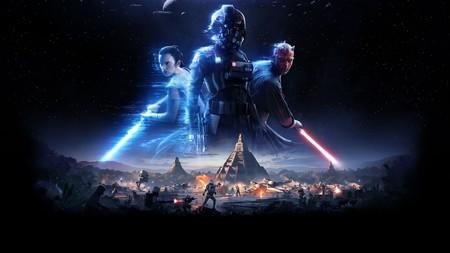 Hemos jugado a la beta de Star Wars: Battlefront II y esto es lo que nos ha parecido