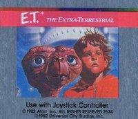 El 'ET' de Atari y el crack del 83