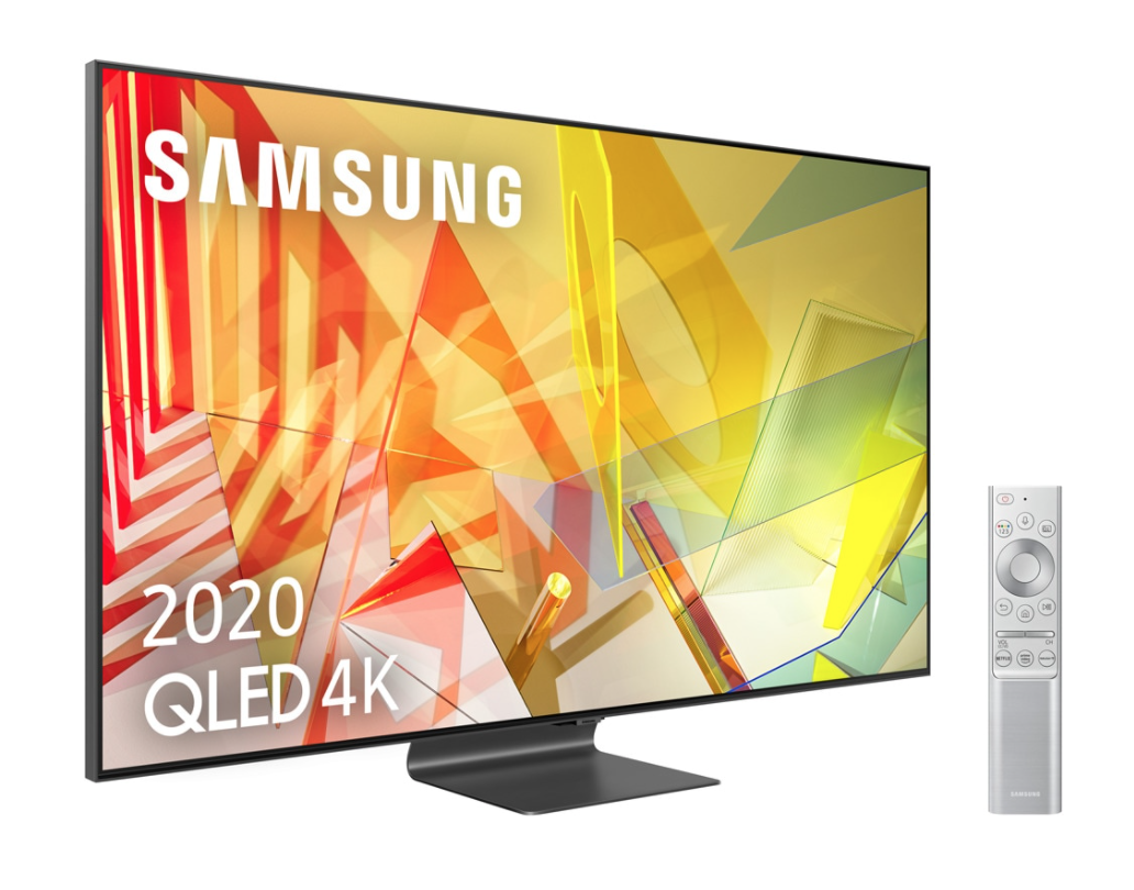 "TV QLED 138 cm (55"") Samsung QE55Q95T con Inteligencia Artificial 4K, HDR 2000 y Smart TV"
