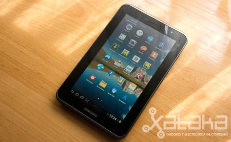 Samsung Galaxy Tab 2, análisis de otra tablet de siete pulgadas