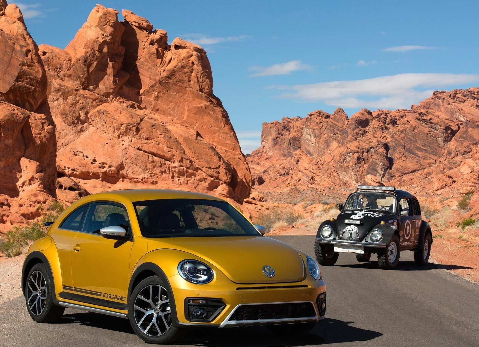 Foto de Volkswagen Beetle Dune (13/14)