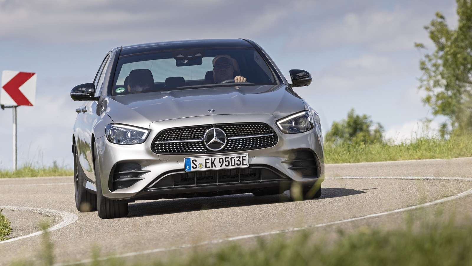 Foto de Mercedes-Benz Clase E 2020, prueba contacto (70/135)