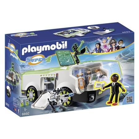 Set Super4 de Playmobil, Camaléon con Gene, por sólo 15 euros