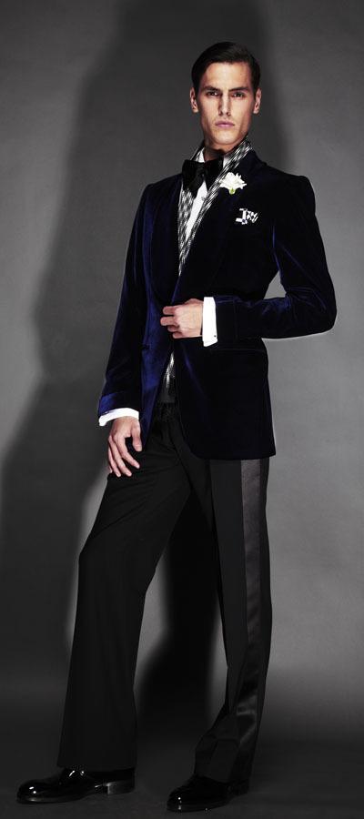 Foto de Tom Ford, colección masculina para el Otoño-Invierno 2011/2012 (2/44)