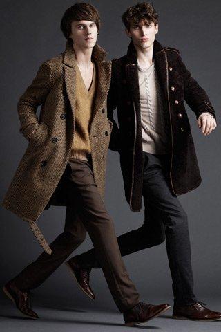 Burberry Prorsum y su colección pre-fall 2011, fiel a su estilo
