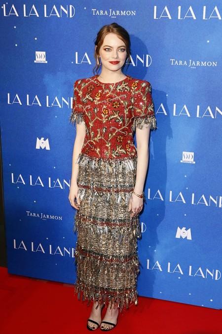 Emma Stone de Chanel