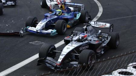 Raikkonen Belgica F1 2004
