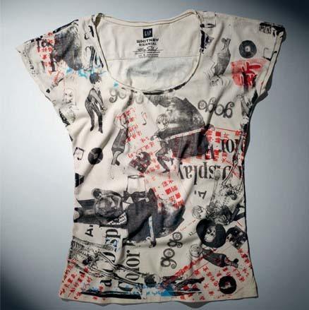 Foto de Gap y el Whitney Museum lanzan una serie limitada de camisetas (5/6)