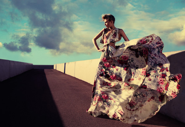 Foto de Vestidos largos de fiesta para bodas de tarde: luce como una celebritie (8/10)