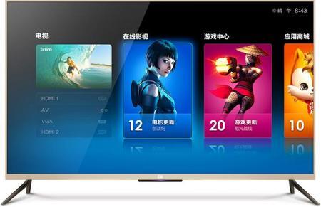 Xiaomi Mi TV 2, toda la información del nuevo televisor UHD de Xiaomi