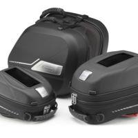 Givi nos invita a que viajemos en moto, con cuatro interesantes soluciones para llevar equipaje
