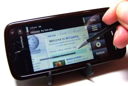 Menús antiguos de Symbian