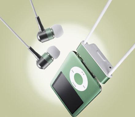 Radius radStrap, auriculares con cancelación de ruido