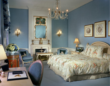 Dormitorios en varias zonas: Un dormitorio con zona de trabajo (II)