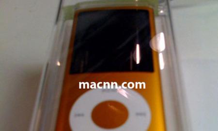 Rumor de última hora: ¿iPod nano con acelerómetro?
