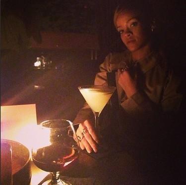 Rihanna y Chris Brown, va a ser mejor que los trapos sucios los lavéis en casa, ¡gracias!