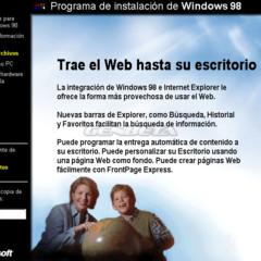 Foto 3 de 10 de la galería programa-de-instalacion-de-windows-98 en Genbeta