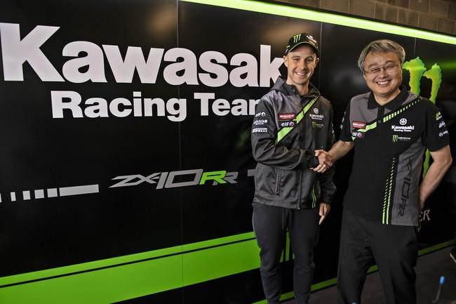 Jonathan Rea seguirá tiranizando el WSBK al menos hasta 2020: ha renovado con Kawasaki