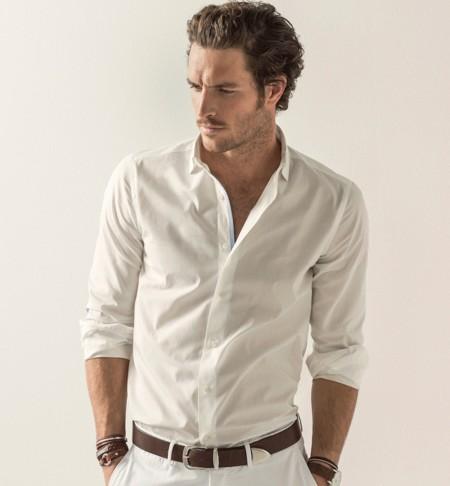 Camisa Hombre Massimodutti