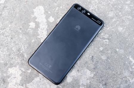 Huawei P10 Plus trasera