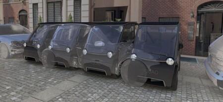 Squad City Solar Car Parking Low