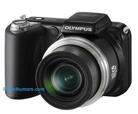 Olympus 600