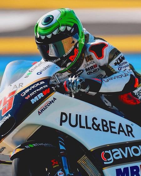 Albert Arenas Moto3 Gp Francia 2018 1