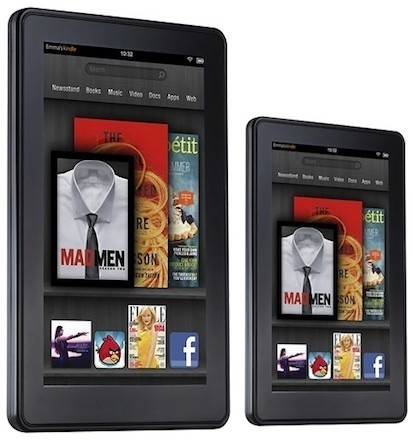 ¿Amazon a por un Kindle Fire de 10 pulgadas en alta resolución?