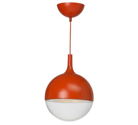 Nuevas lámparas Väster en Ikea de estética setentera