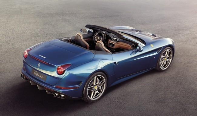 Así llega a los 316 km/h el Ferrari California T con un 20% menos de consumo