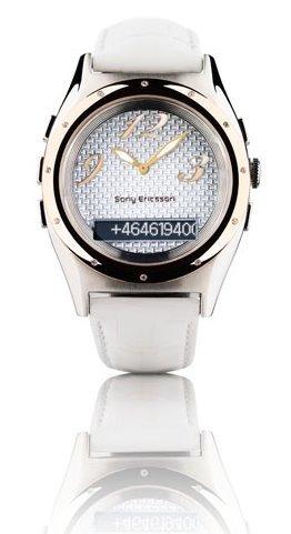Relojes con Bluetooth de Sony Ericsson y Fossil