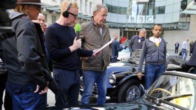 Chris Evans será el nuevo presentador de 'Top Gear'