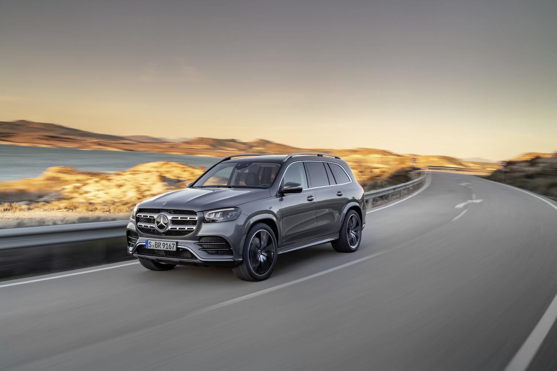 Foto de Mercedes-Benz GLS 2019 (1/68)