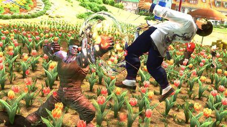'Tekken Tag Tournament 2' nos enseña algunos de sus pintorescos escenarios en esta galería de imágenes