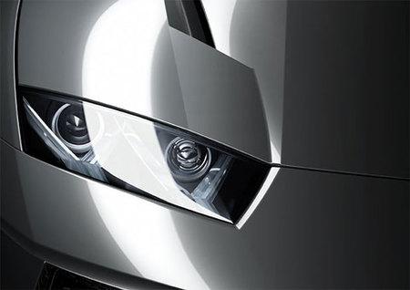 Los faros del nuevo Lamborghini, ya sabemos lo que no es