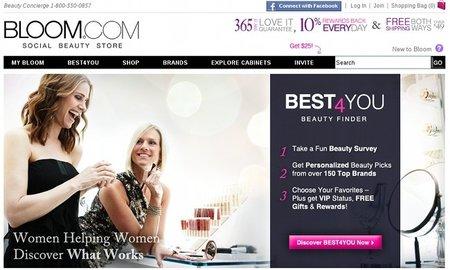 Bloom, una tienda y red social de belleza