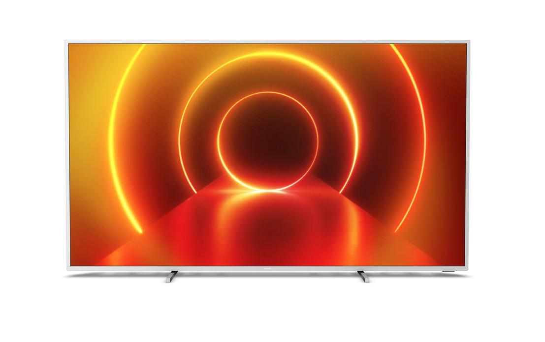 "TV LED 190 cm (75"") Philips 75PUS7855/12 UHD 4K con Inteligencia Artificial, Ambilight 3, Smart TV"