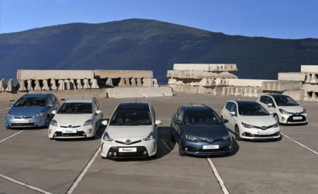 Más de 50.000 híbridos toman las carreteras españolas