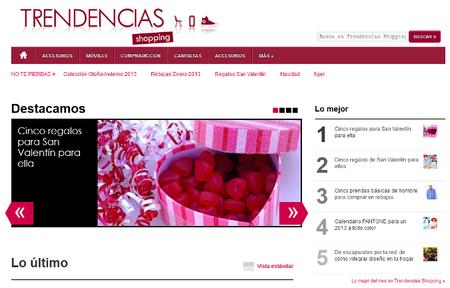 Trendencias Shopping, la nueva web de compras que llega a la familia Trendencias