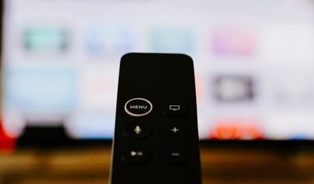 Siri Remote del Apple TV