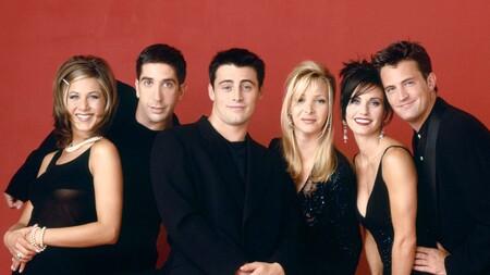 Serie completa de Friends con descuento en México