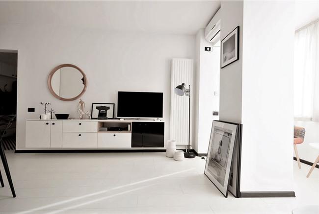 Apartamento Blanco Negro 02